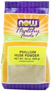 NOW Psyllium Husk Powder