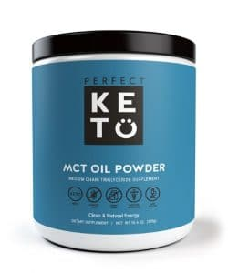 Powered MCT Oil