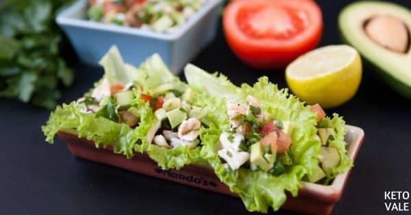 Shrimp Avocado Ceviche