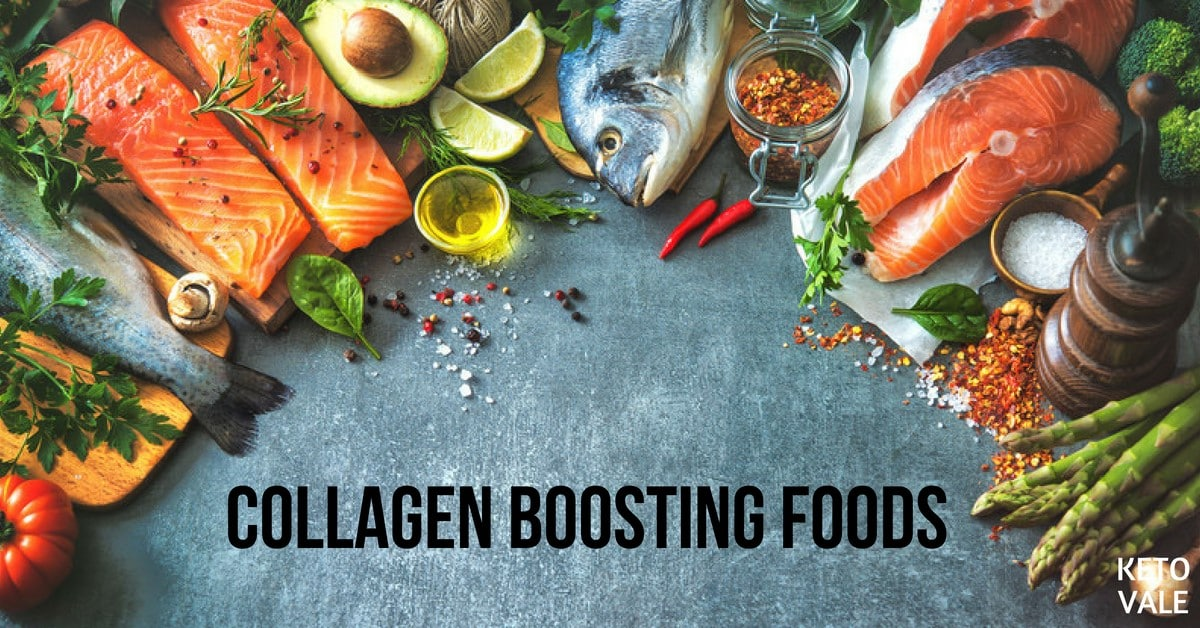 12 Best Collagen Boosting Foods For Hair Skin Joints And More