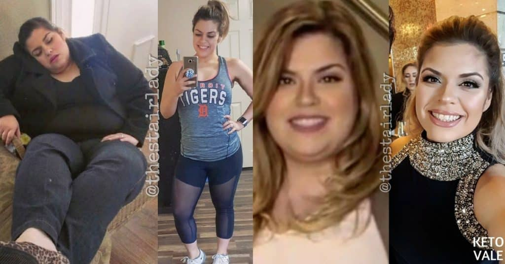 Elena Juarez's Keto Success Story - 100 lbs Weight Loss ...