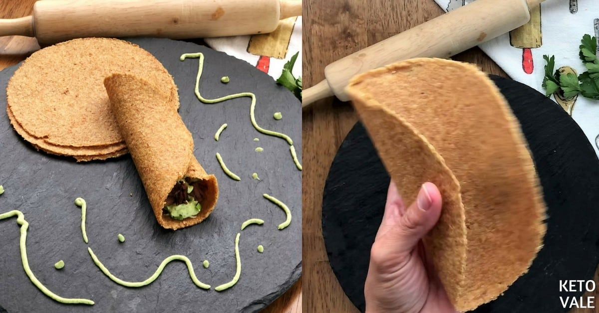 Flaxseed Tortillas