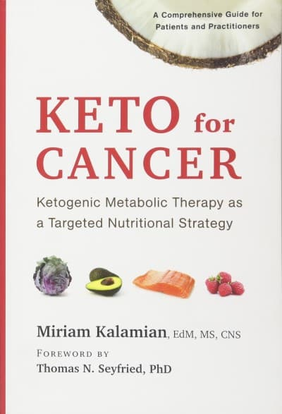 Keto for Cancer Book