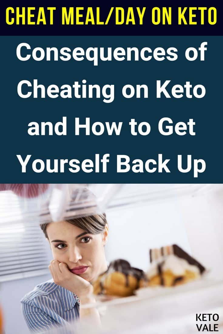 Cheating on keto