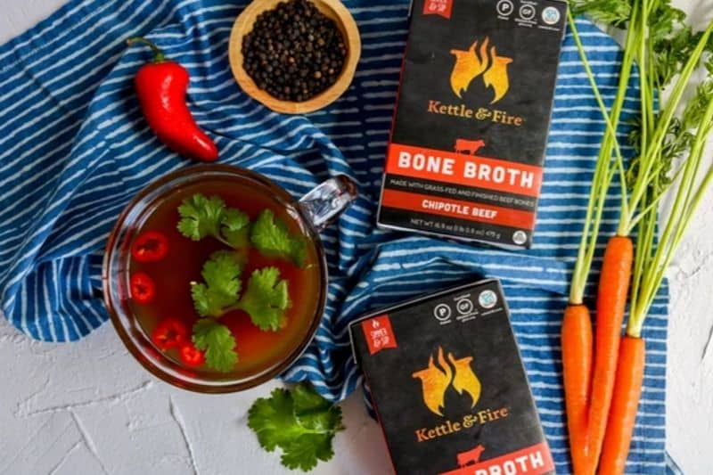 chipotle beef bone broth