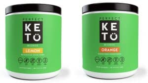 green powders for keto diet