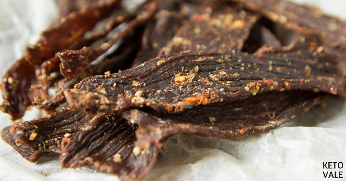 how to make beef jerky homemade