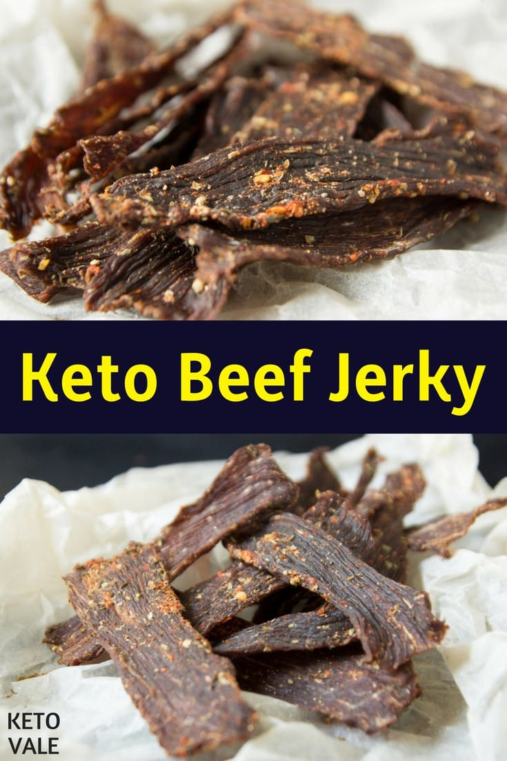 keto beef jerky