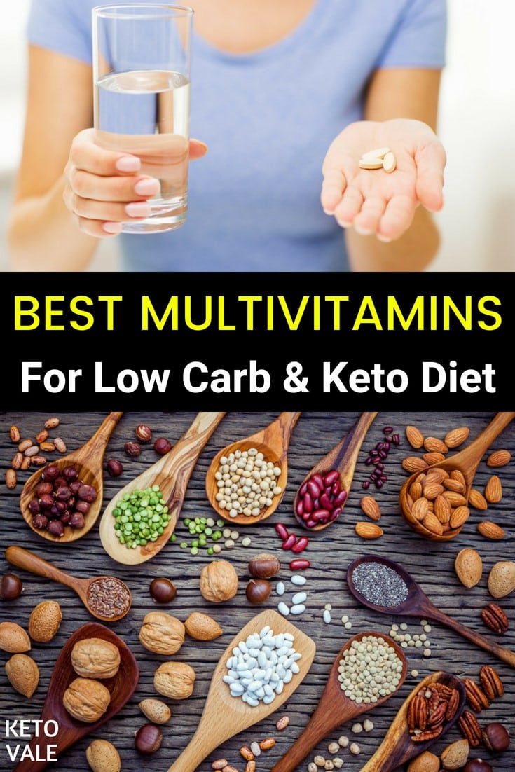 multivitamins on keto