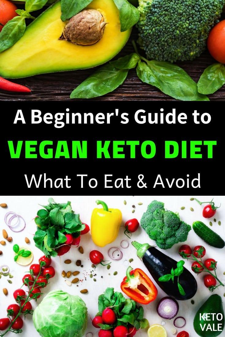 vegan keto food list