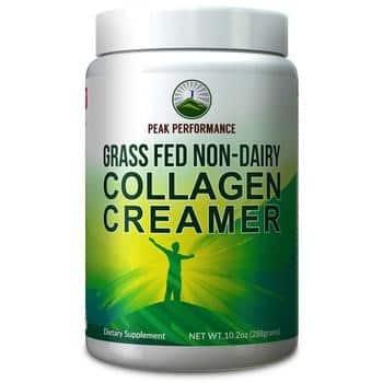 Peak Performance Collagen Creamer