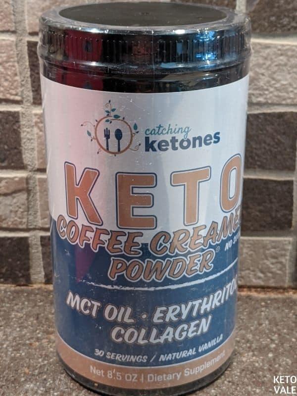 catching ketones coffee creamer