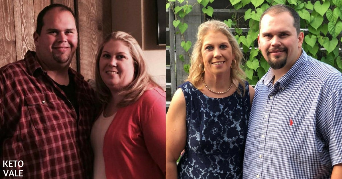 couple lost 250 pounds