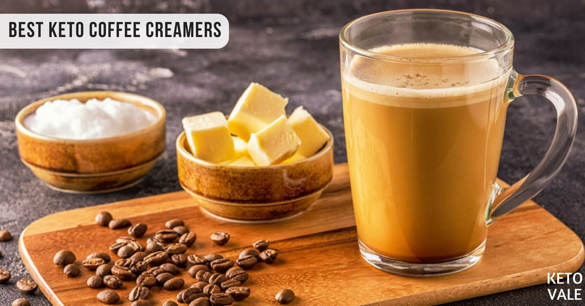 keto coffee creamers