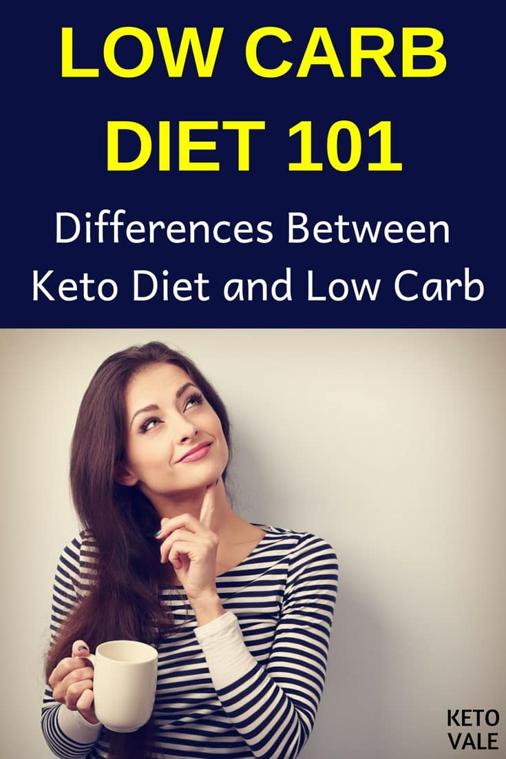What Are Main Differences Between a Keto Diet and a Low Carb Diet?