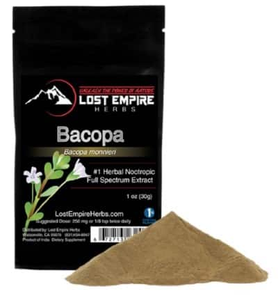 Bacopa Lost Empire Herbs