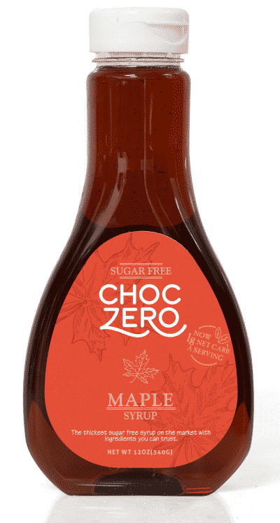 ChocZero Maple Syrup