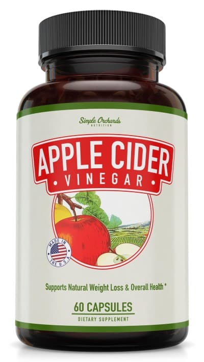 Simple Orchards Nutrition ACV