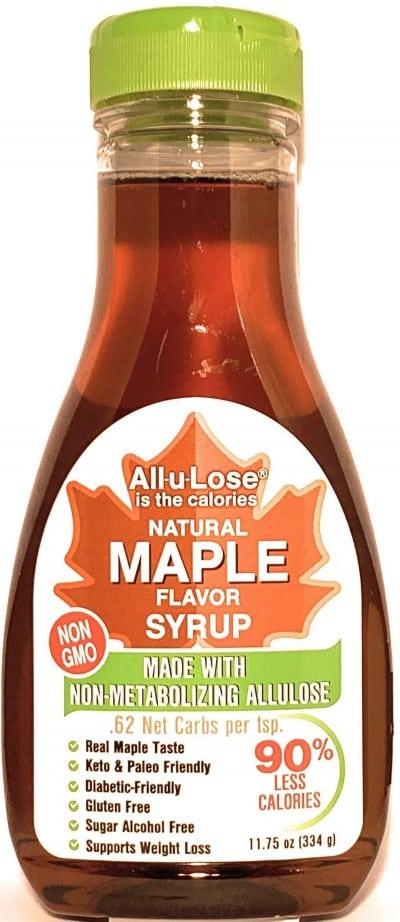 All-u-Lose Maple Syrup
