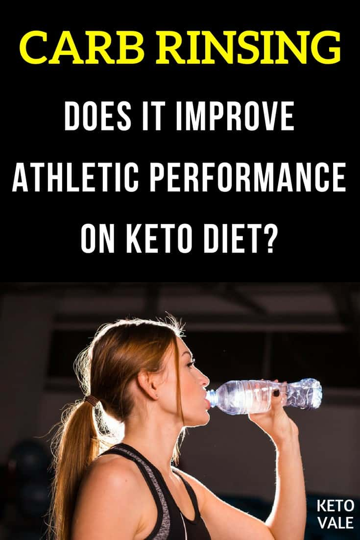 Carb Rinsing: Does It Improve Athletic Performance on Keto?