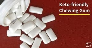 keto chewing gums