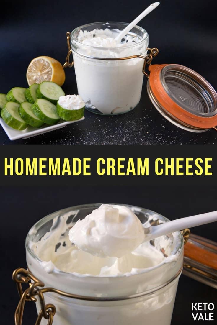 keto cream cheese