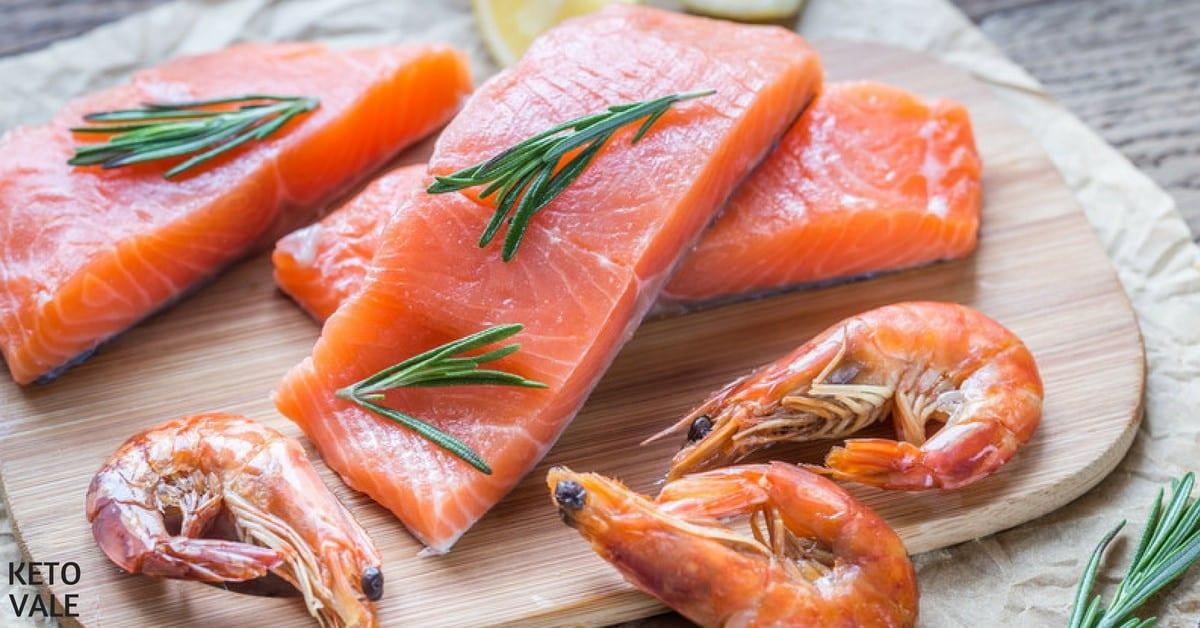 keto seafood list
