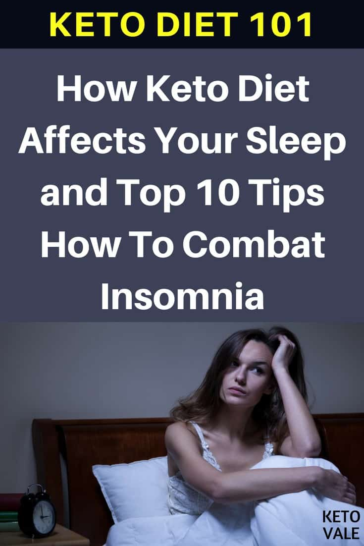 How Ketosis Affects Your Sleep and Top 10 Insomnia Remedies