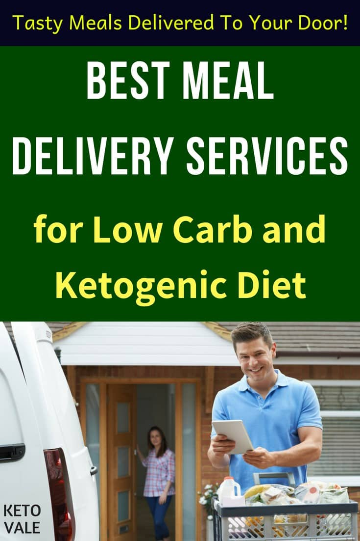 low carb meal delivery service