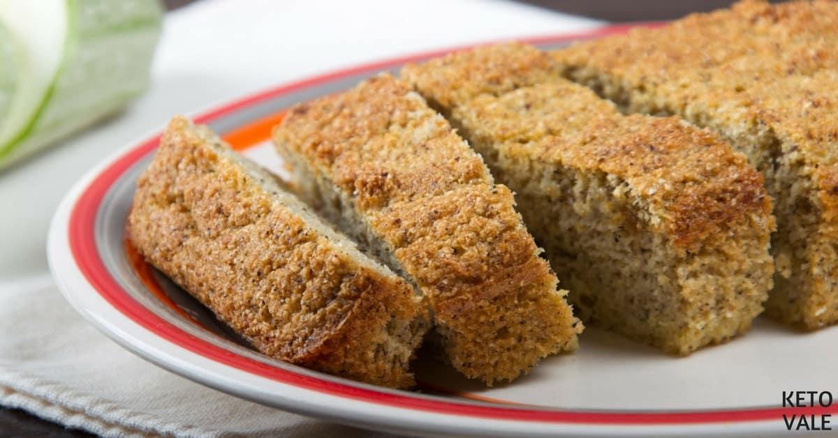 zucchini peanut bread