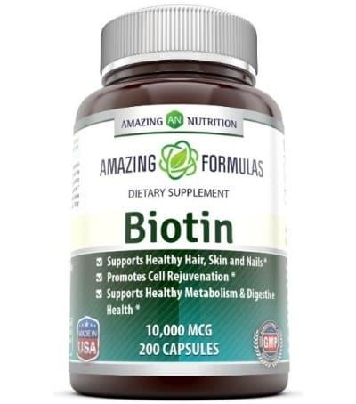 Amazing Formulas Biotin