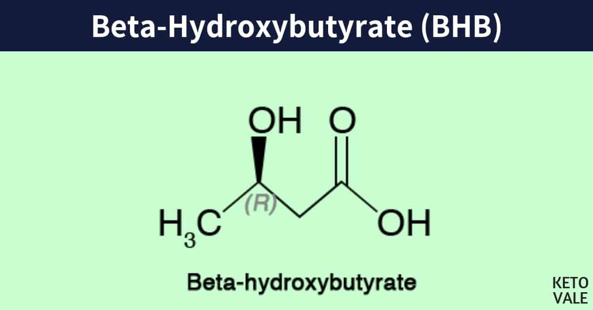 beta-hydroxybutyrate BHB