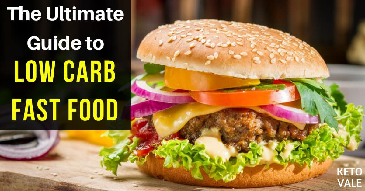 Low Carb Fast Food Foodstutorial Org