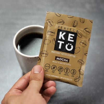 perfect keto coffee