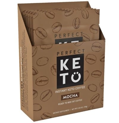 perfect keto instant coffee