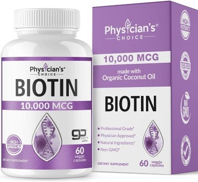 Physician's Choice Biotin