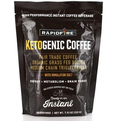 rapid fire ketogenic coffee