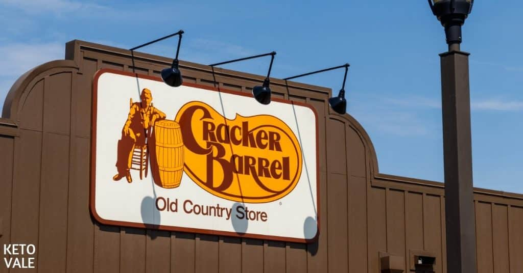 Cracker Barrel low carb