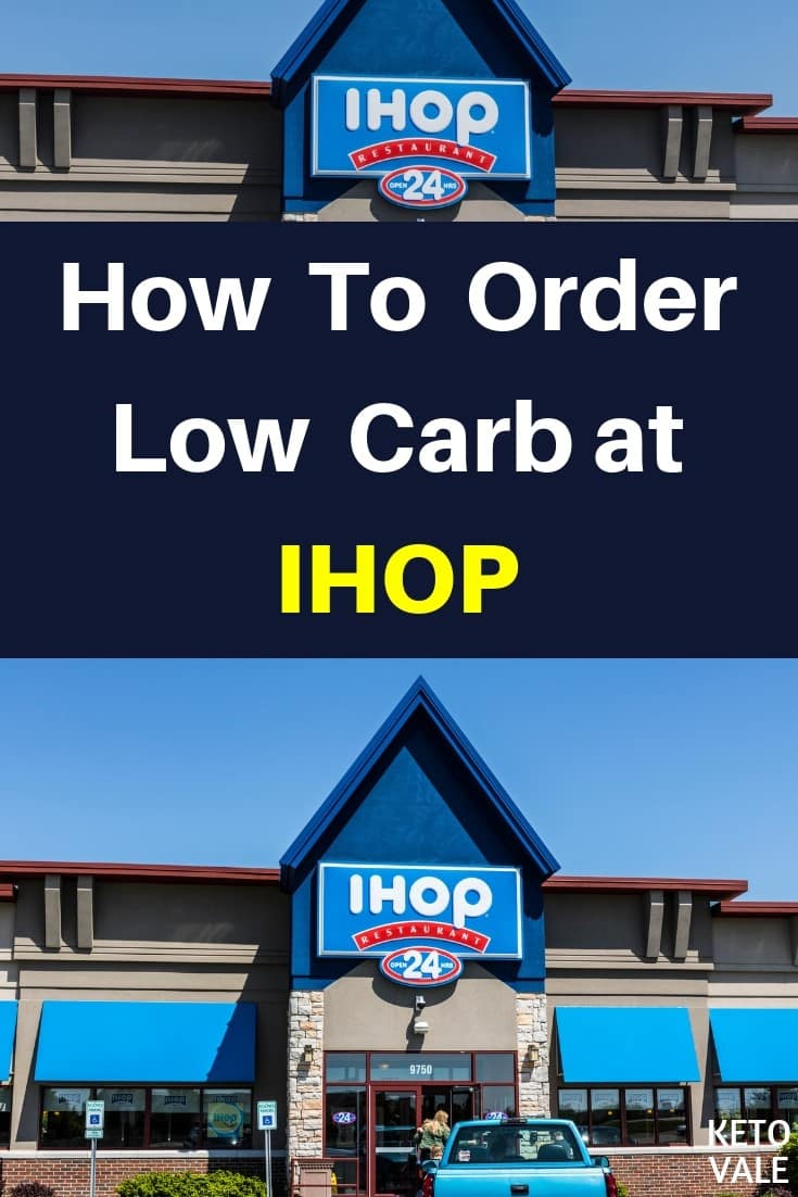 Keto Diet Restaurant: How To Order Low Carb at IHOP