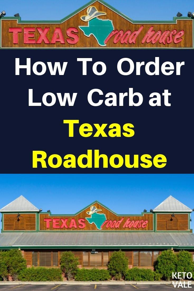 keto Texas roadhouse