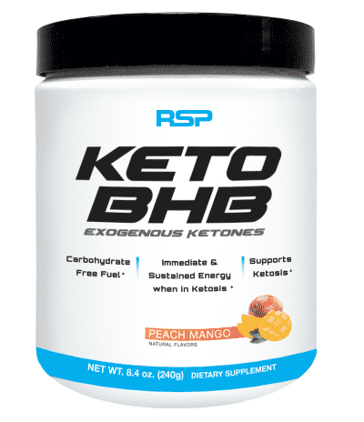 keto bhb powder peach mango