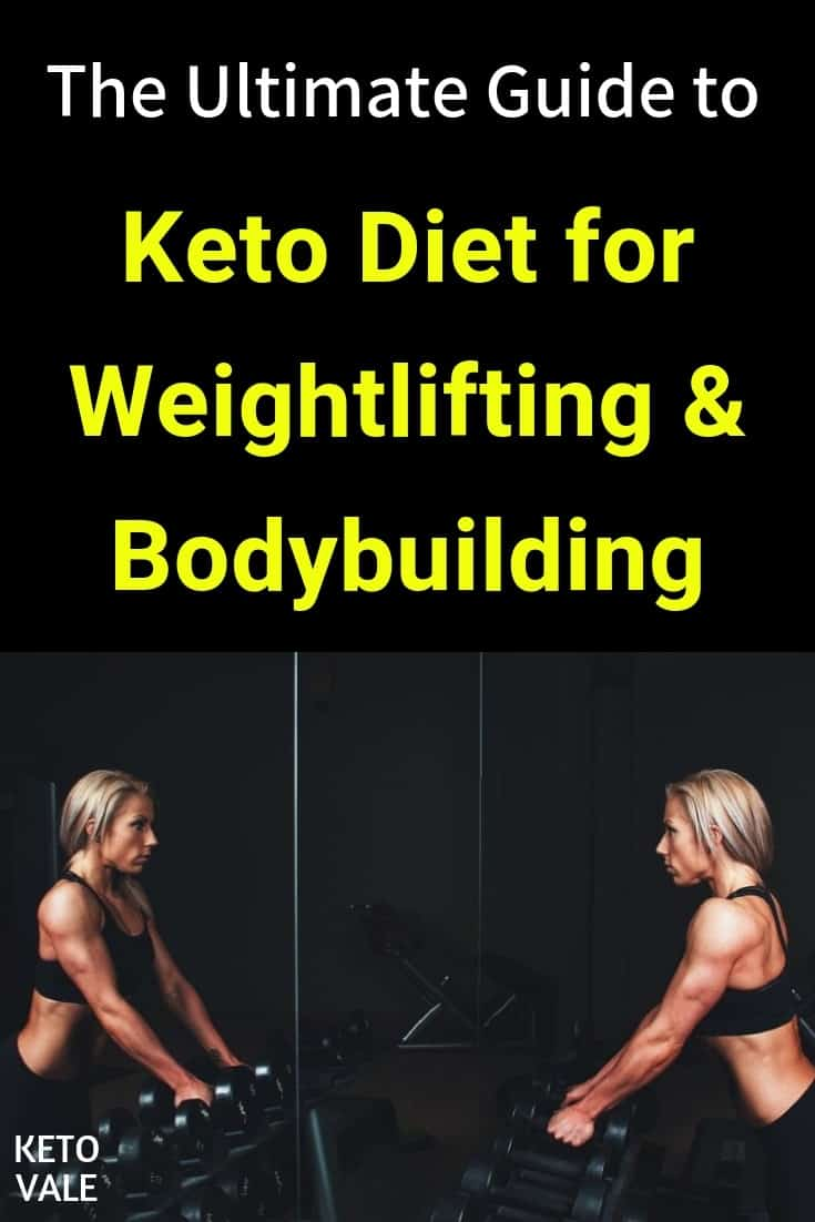 The Ultimate Guide to Keto Diet for Bodybuilding and Weightlifting