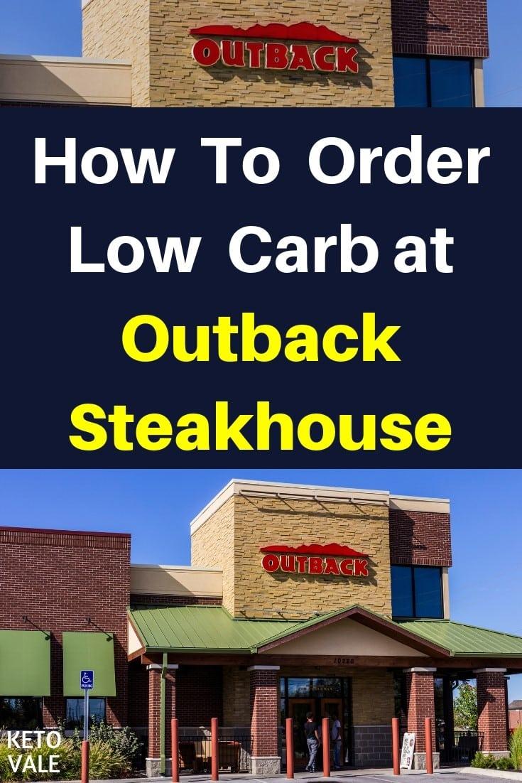 keto outback steakhouse