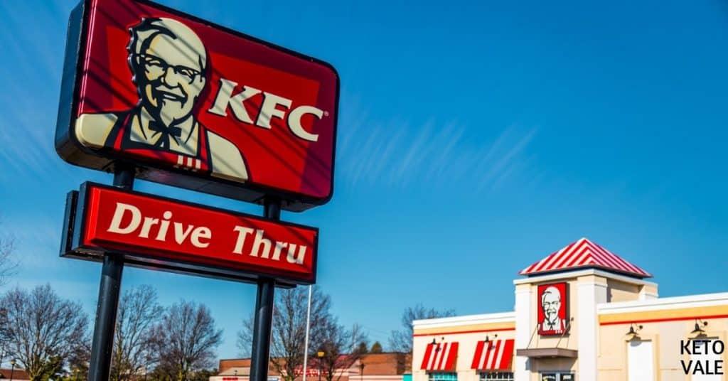 low carb KFC