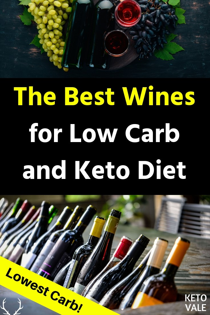 What Are The Best Wines for Low Carb and Ketogenic Diet