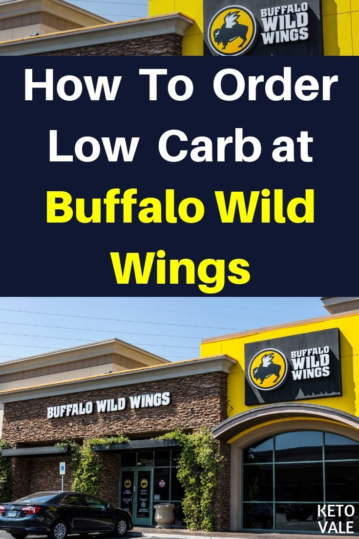 Buffalo Wild Wings Keto Options