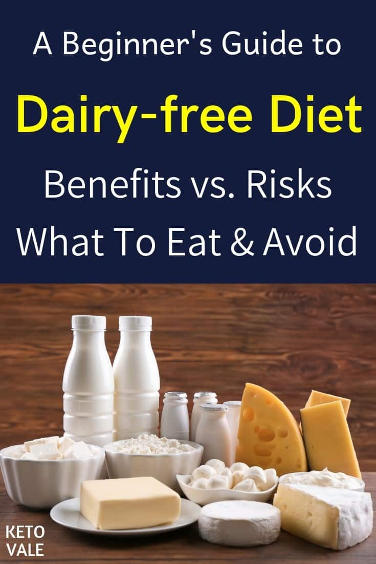 Dairy-free Diet: A Beginner's Guide