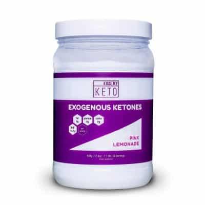 Exogenous Ketones Pink Lemonade