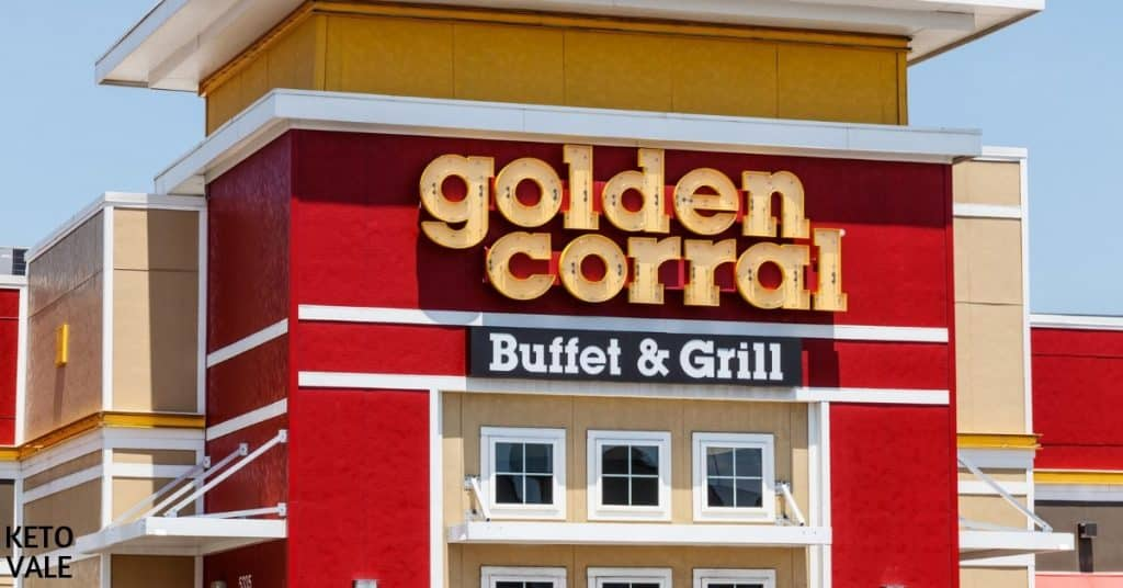 Golden Corral Low Carb Options