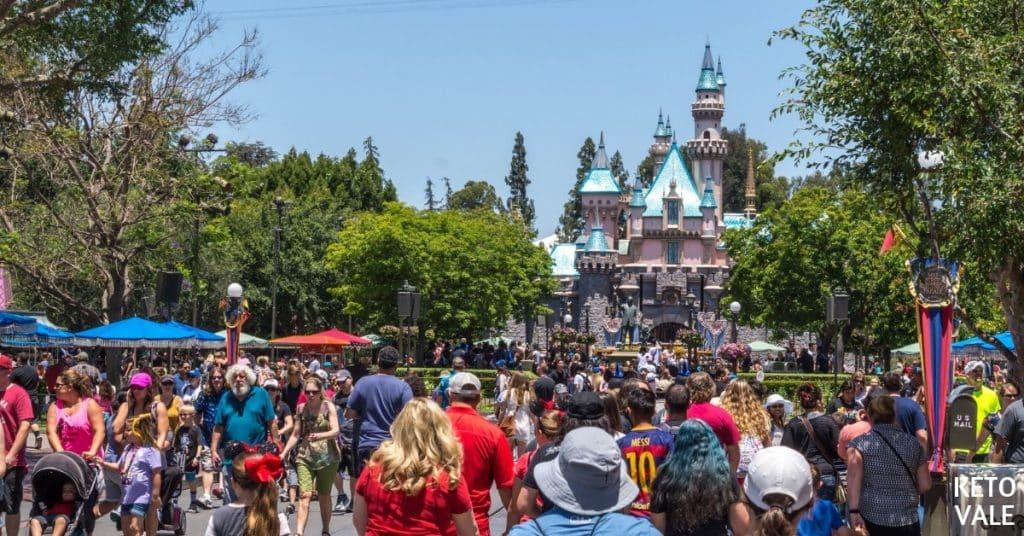 keto at Disneyland